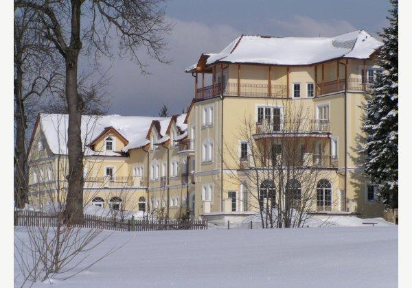 Hotel Goethe - Závišín
