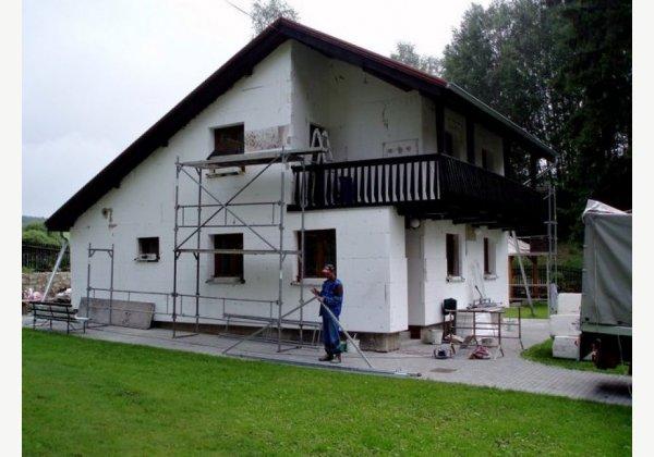 Rekonstrukce RD Chodovská Huť